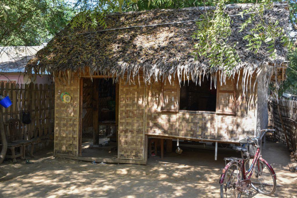 Maison à New Bagan