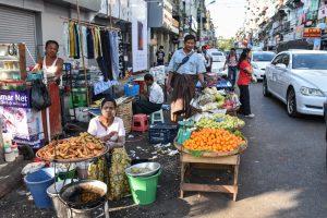 Yangon en famille