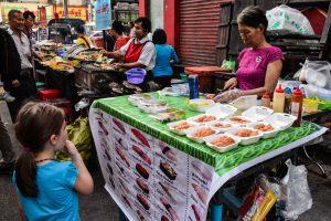 Yangon en famille quartier chinois